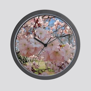 vishnya1-tile Wall Clock
