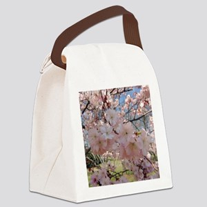 vishnya1-tile Canvas Lunch Bag