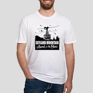 sklndmt_Tdesign Fitted T-Shirt