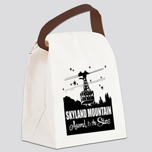 sklndmt_Tdesign Canvas Lunch Bag