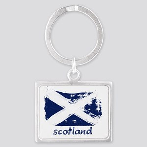 scotland Landscape Keychain