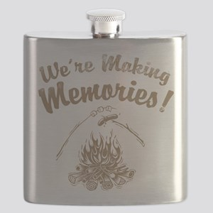 Front Large Flask