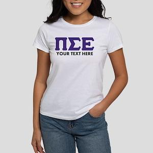 Pi Sigma Epsilon Per Women's Classic White T-Shirt