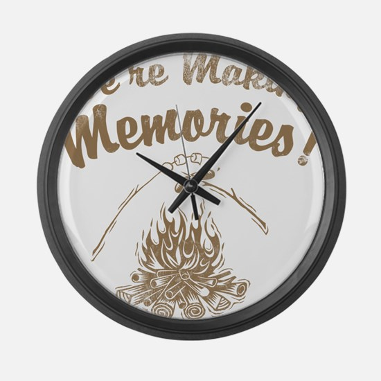 Front Large Large Wall Clock