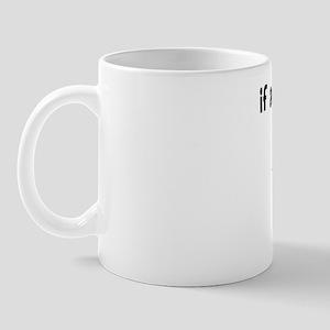 Ox blood soup Mug