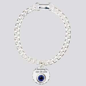 Imkeepinganeyeonyou Charm Bracelet, One Charm