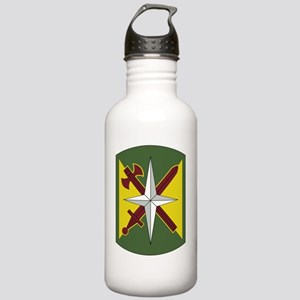 14th Military Police B Stainless Water Bottle 1.0L