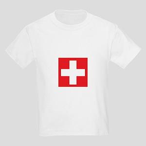Switzerland Kids T-Shirt