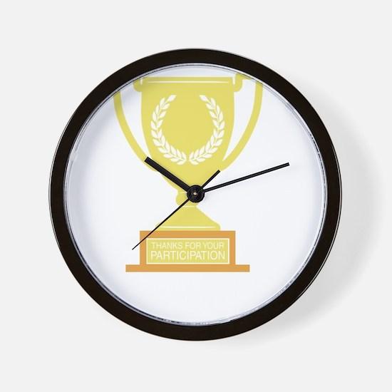 winner2 Wall Clock