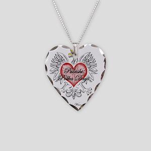 PolishEagle Necklace Heart Charm