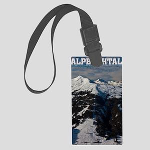 Alpbach Large Luggage Tag