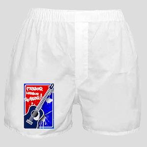 Major League Guitar Boxer Shorts