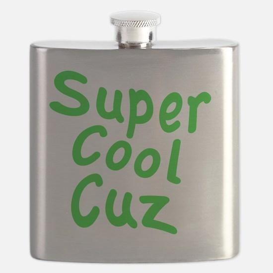 Super Cool Cuz Flask