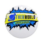 Otherworld Entertainment Logo Round Ornament