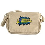Otherworld Entertainment Logo Messenger Bag