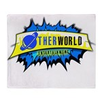 Otherworld Entertainment Logo Throw Blanket