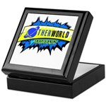 Otherworld Entertainment Logo Keepsake Box