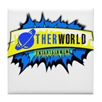 Otherworld Entertainment Logo Tile Coaster
