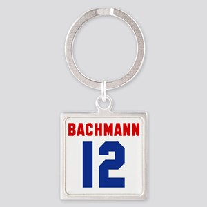 bacchman-2012 Square Keychain