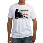 Voting Rights on Fitted T-Shirt