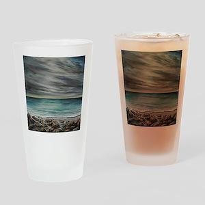 RockyBeach Drinking Glass
