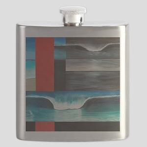 RedStripeWave Flask