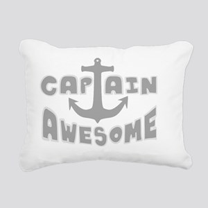 capawsome-2 Rectangular Canvas Pillow