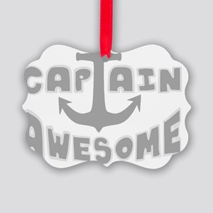 capawsome-2 Picture Ornament