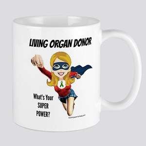 Living Organ Donor Mugs