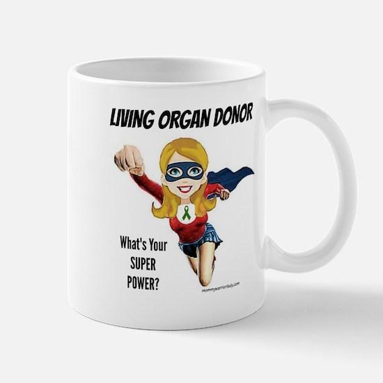 Living Organ Donor Mugs