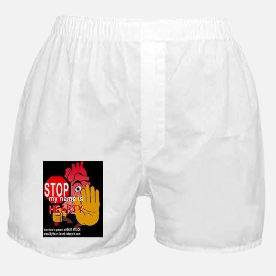 $_Hearty5_STOP Boxer Shorts