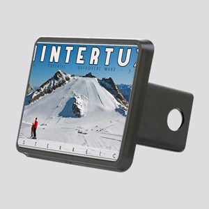 Hintertux - Geforene Wand Rectangular Hitch Cover