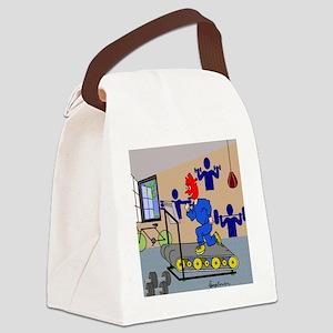 $_Treadmill_Final Canvas Lunch Bag