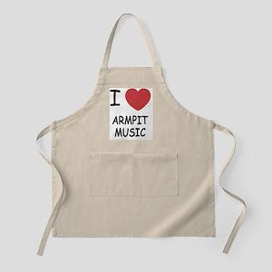 ARMPIT_MUSIC Apron