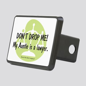 lawyer-auntie Rectangular Hitch Cover
