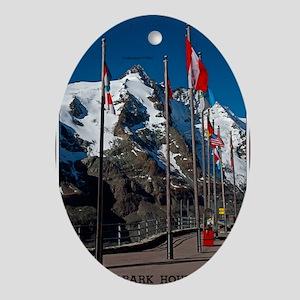 Hohe Tauern - Kaiser Franz Josef Hoh Oval Ornament