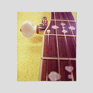 Banjo_11x14_p4038 Throw Blanket