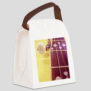 Banjo_11x14_p4038 Canvas Lunch Bag