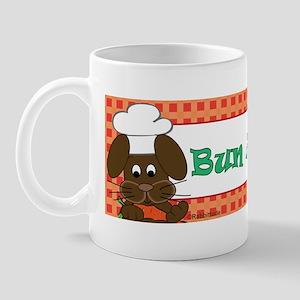 Bun Appetit Lg Bowl A Orange Mug
