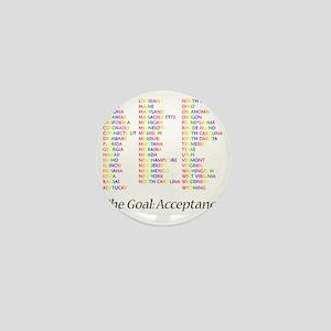 fullcolorstatesacceptanceuse Mini Button