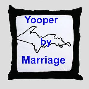 MarriageGuy Throw Pillow