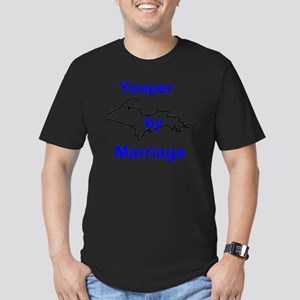 MarriageGuy Men's Fitted T-Shirt (dark)