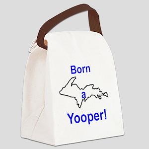 BornBoy Canvas Lunch Bag