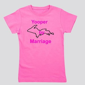 MarriageGirl Girl's Tee