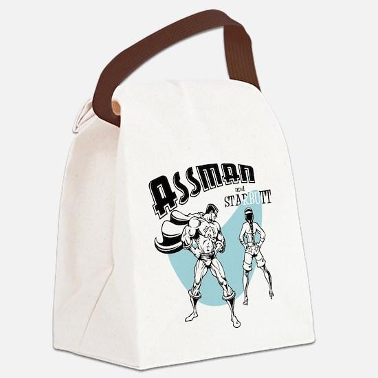 assman2-LTT Canvas Lunch Bag