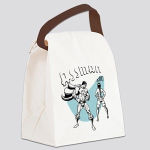 assman2-DKT Canvas Lunch Bag