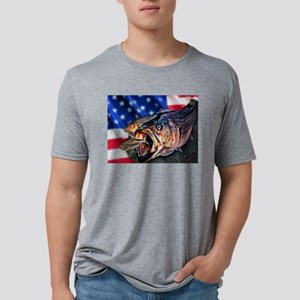 American Flag striper T-Shirt