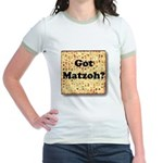 Got Matzoh? Jr. Ringer T-Shirt