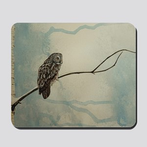 Great Gray Owl Mousepad