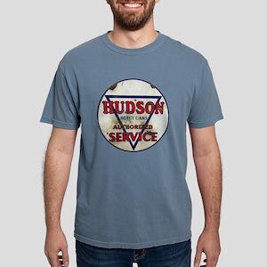 Hudson Service Sign T-Shirt